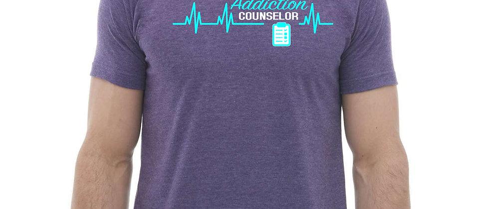 Addiction Counselor Tee