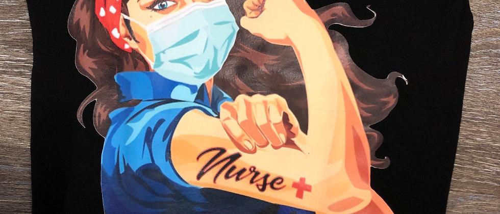 Strong Nurse Tee