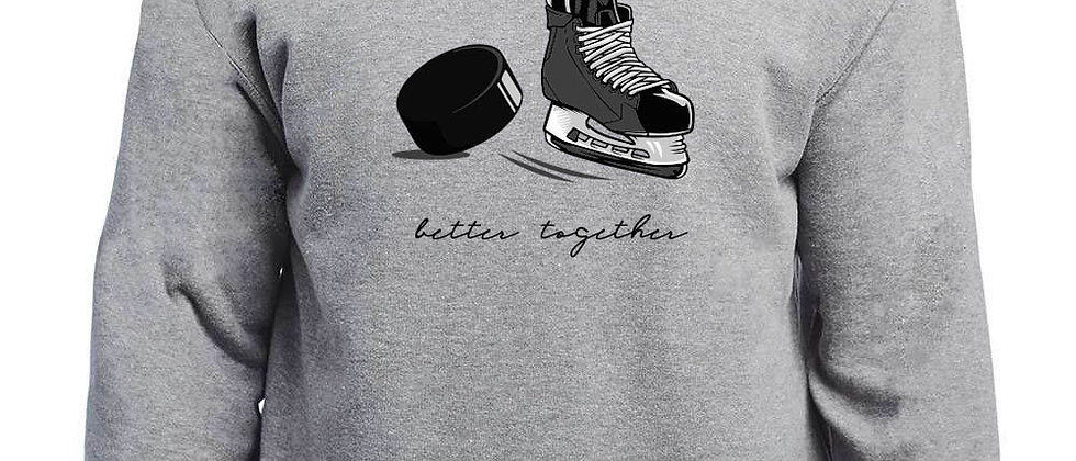 Better Together Puck & Skate Sweater