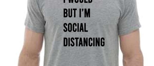 Social Distancing Tee