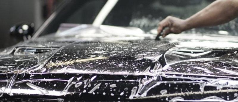 Automotive Paint Protection Film