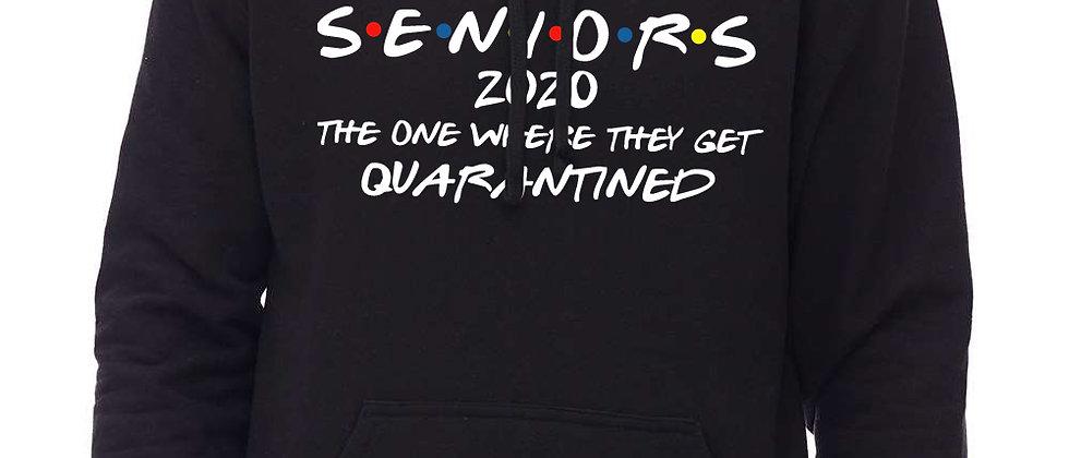 Senior Friends Quarantine Hoodie