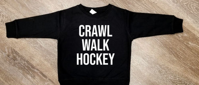 All Out Crawl Walk Hockey Toddler Crew