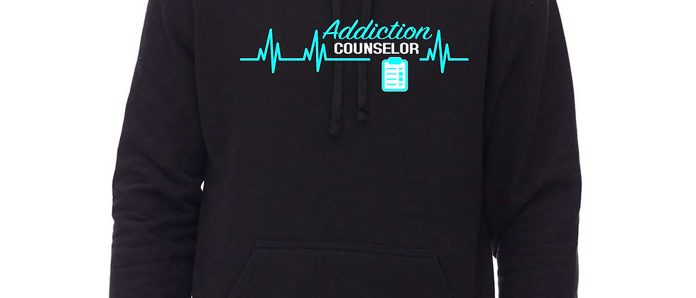 Addiction Counselor Hoodie