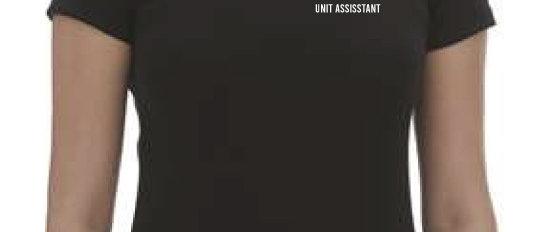 Unit Assistant Tee