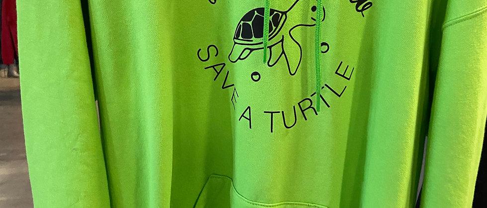 Save a Turtle Hoodie