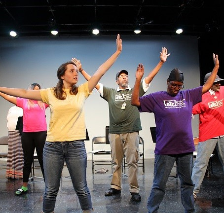 Changing Lives Through the Arts: An Intergenerational Approach
