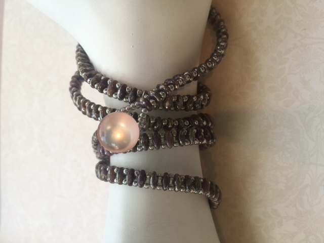 Quadruple Wrap Bracelet