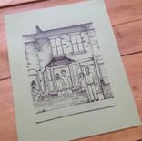 Bespoke House Ilustration