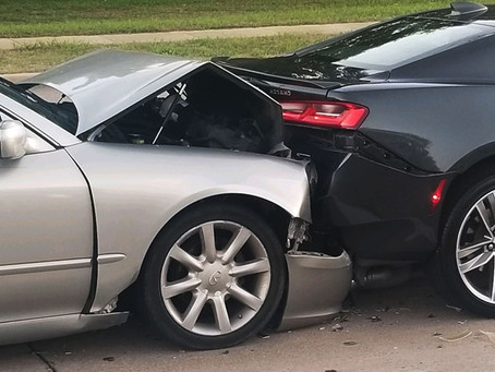 Who's at Fault After a Rear-End Collision?