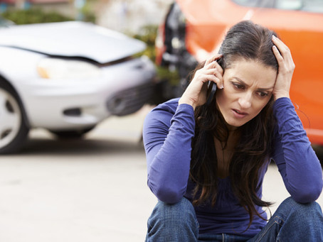 I've been hit…now what? A 10-Point Checklist for What To Do in an Accident