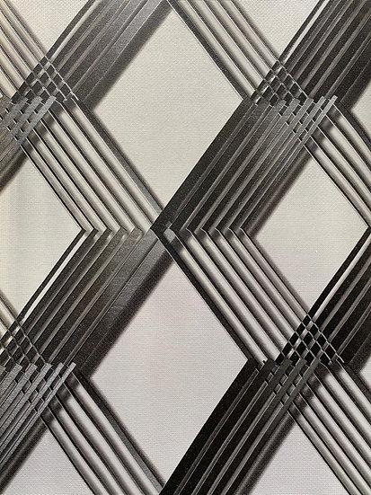 3D Hexagonal wallpaper design