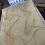 Thumbnail: Cream wave 3D wallpaper design