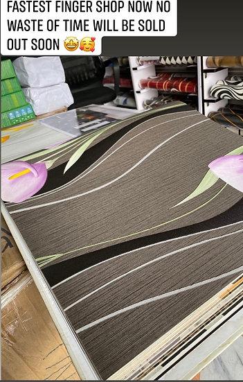 Ash Flowered 3D wallpaper