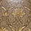 Thumbnail: Dark Brown Gold Wallpaper Design