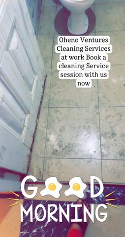 Oheno Ventures Industrial & Home Cleaning Services