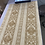 Thumbnail: 3d Cream flower wallpaper design