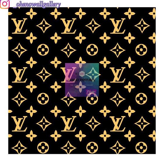 Louis Vuitton 3d wallpaper