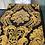 Thumbnail: Black and Gold 3D Wallpaper Designs
