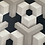 Thumbnail: Black and white 3d patterned design