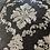 Thumbnail: Black Silver Flower Design