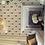 Thumbnail: 3d Gold Blue background wallpaper design