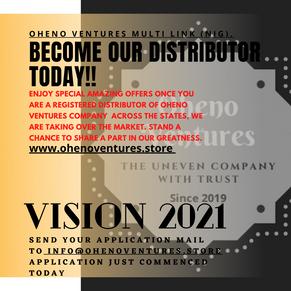 Distributors Application