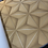 Thumbnail: Silver lined hexagonal gold 3d design