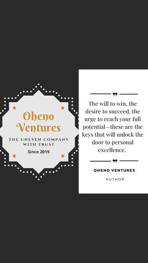 Oheno Ventures (Nig).