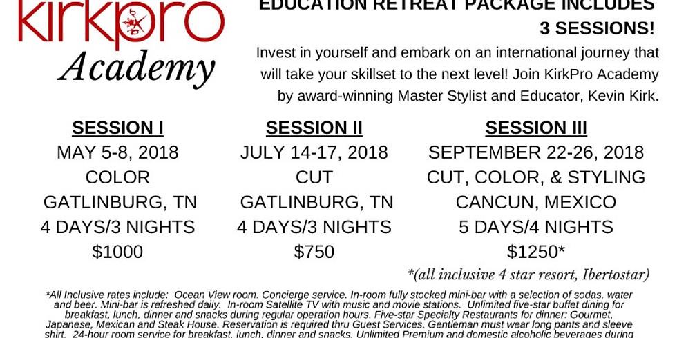 KirkPro Academy Educational Retreat (1)