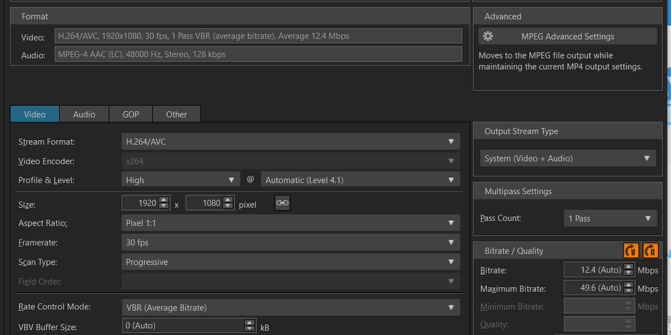 Encoding 101 - How to properly encode your video for use in OnCue
