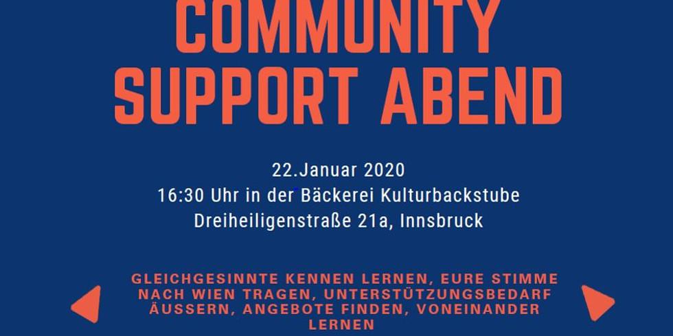 Community Event mit SENA