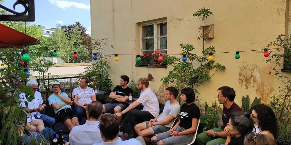 1st offenes Meetup: Zeit für eine gemeinsame Plattform!