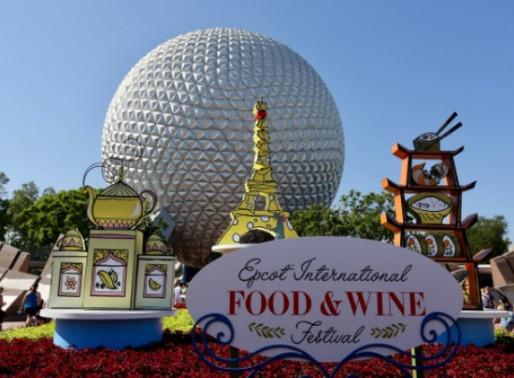 Festival de Gastronomia e Vinho da Disney Epcot