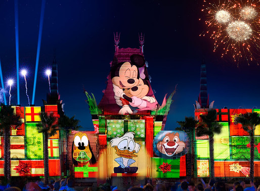Show de Natal no Disney's Hollywood Studios