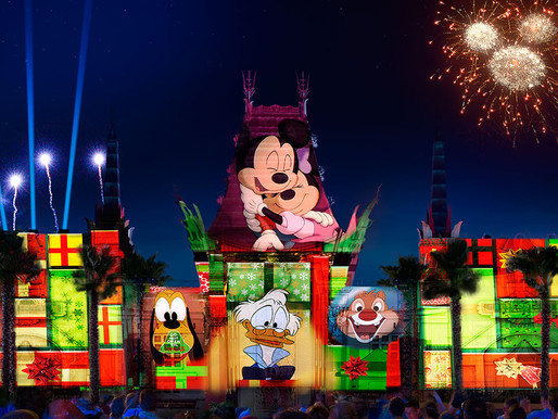 Show de Natal no Disney's Hollywood Studios