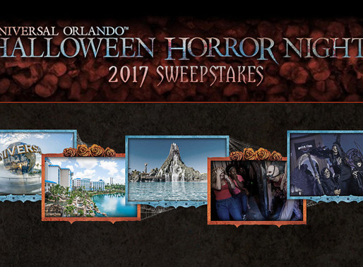 Como é a Festa de Halloween da Universal Orlando?