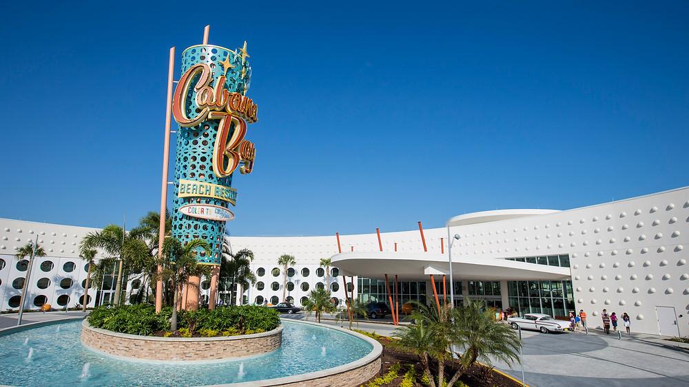 Cabana Bay Beach Resort at Universal Orlando
