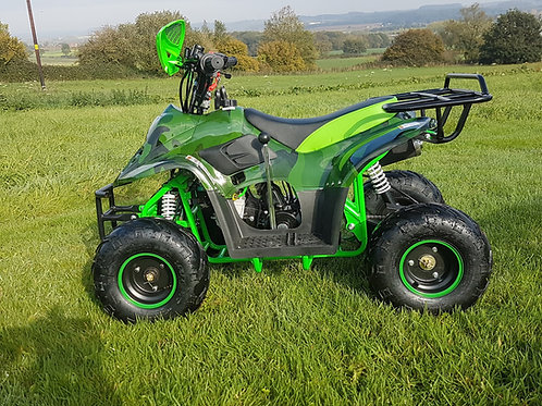GECKO 110CC QUAD BIKE