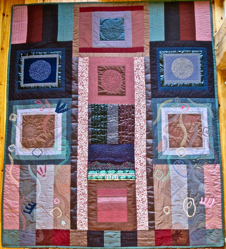 Frame for a MAIO embroidery Quilt 72_ x