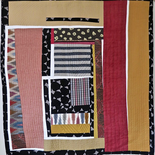 Deconstructed Pillowcase Quilt