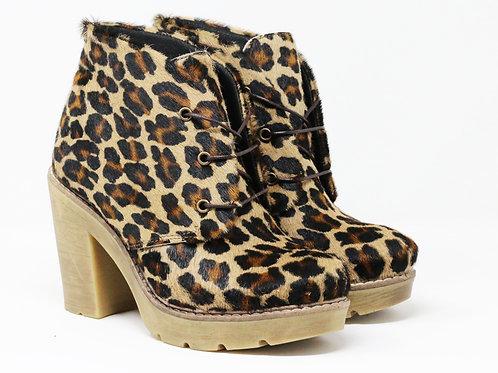 Aella - Leopard Suede
