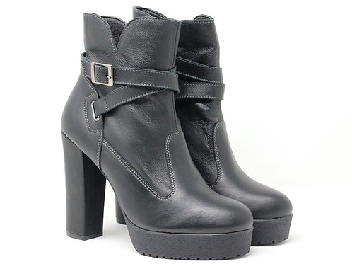 Gaia - Leather (High heel)