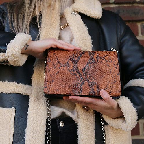 Sandy Brown - Small Crossbody bag