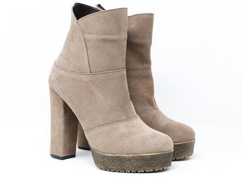 Venus - Leather (High heel)