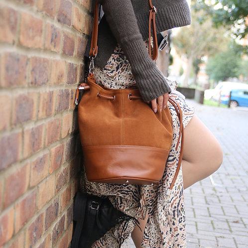 Mia Brown - Crossbody Bag