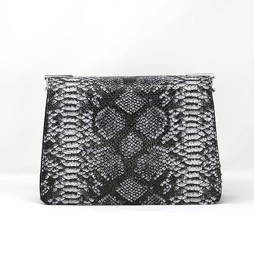 Sandy Black - large Crossbody bag