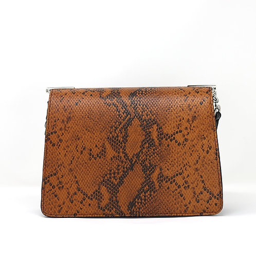 Sandy Brown - Large Crossbody bag