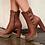 Thumbnail: Hebe - Leather (High heel)