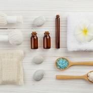 Massage Oils & Lotions